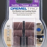 "1/2"" 60,120,240 Grit Band (6): Trio"