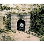 N Single Tunnel Portal, Cut Stone (2)