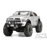 3434-00 RAM 1500 Clear Body for 1/10 Scale Crawlers