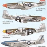 Lifelike Decals North American P-51 Mustang Pt.2