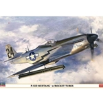 Hasegawa 08244 1/32 P-51D Mustang with Rocket Tubes