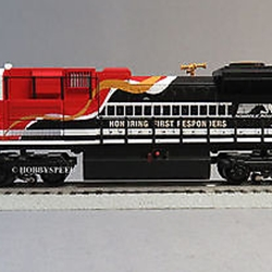 30-20361-1E RailKing SD70ACe Imperial Diesel - NS First Responders