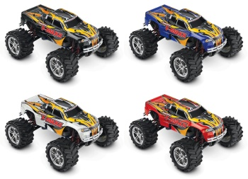 49104-1 T-Maxx Classic 1:10 Scale 4WD Monster Truck