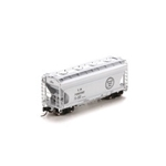 Athearn N ACF 2970 Covered Hopper, MP/TP #706092