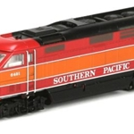 SALE! Athearn RTR F59PHI, SP #6496