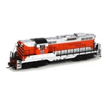 SALE! HO Scale Genesis GP9 w/DCC & Sound, WP #725