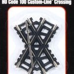 175 Atlas Code 100 60-Degree Custom Crossing