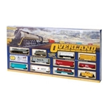 Bachmann Overland Limited Train Set, UP