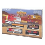 Bachmann Canyon Chief Set HO
