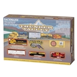 Bachmann Thunder Valley Train Set