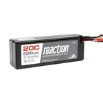 Reaction 11.1V 5000mAh 3S 20C LiPo Hard Case:Deans