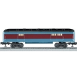 6-25135 Lionel Polar Express Baggage Car