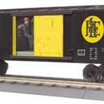 30-79427 MTH Railking Operating Box w/Signal Man, P&LE