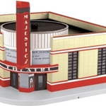 30-90490 MTH Majestic Movie Theatre