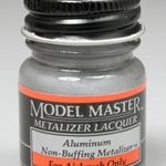 1418 Non-Buffing Metalizer,Aluminum