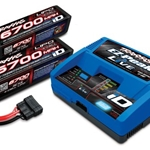 4S Battery/Charger Combo; (2) 2890x + (1) 2971