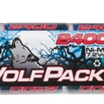 WolfPack 7.2V 2400 mAh NiMH W/ Traxxas Connector