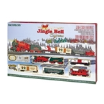 Bachmann Jingle Bell Express HO