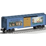 6-29793 Lionel Where The Wild Things Are Boxcar
