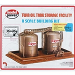 1471 Twin Oil Tank Storage Facility Kit N