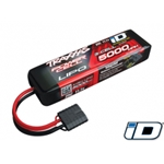 2872X - 5000mAh 11.1v 3-Cell 25C LiPo Battery