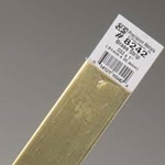 8242 Brass Strip .032x1""