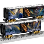LIONEL 6-83646 THE POLAR EXPRESS TICKET BOXCAR