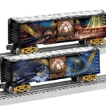 LIONEL 6-83647 THE POLAR EXPRESS BELL BOXCAR