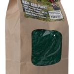 s Flock & Turf Ground Cover ECO Pack Bag - 48oz 1.4L Coarse - Spruce Green