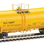 40' Trinity 14,000-Gallon Molten Sulfur Tank Car