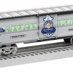 National Lionel Train Day Boxcar 2016