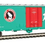 50' PC&F Insulated Boxcar - Ready to Run - GN