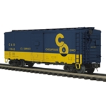 20-93724 MTH Premier 40' AAR Box Car - C&O