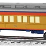 6-81646 Lionel Baby Madison Coach #701 - Chessie