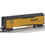 6-25937 Lionel Santa Fe Reefer #7607 - The Chief