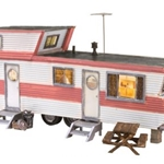 Double Decker Trailer - Built-&-Ready(R) Landmark Structures(R)
