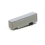 N 40' Drop Sill Parcel Trailer, UPS/Red Stripes #1