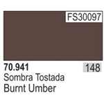 17ml Bottle Burnt Umber Model Color