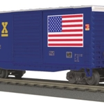 "MTH Railking 40"" High Cube Box Car - CSX"