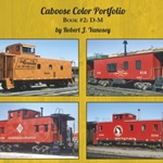 Caboose Color Portfolio Book #2 D-M (Softcover)