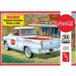 1/25 1955 Chevy Cameo Pickup, Coca-Cola