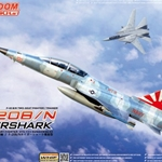 1/48 F20B/N Tigershark VFC111 Sundowners 2-Seater USN Adversary Fighter