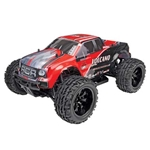 Volcano EPX 1/10 Electric Monster Truck Red