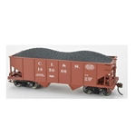 PRR Class GLa 2-Bay Open Hopper - Kit Chicago, Indiana & Southern