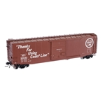 Pre-Owned 32443 ACL 50' PS-1 Single Door Box Car
