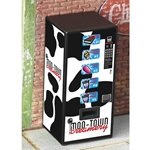 Moo-Town Illuminated Vending Machine