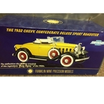 1:24 1932 Chevrolet Confederate Deluxe Sport Roadster