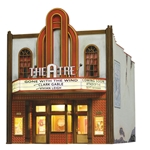 Woodland Scenic BR5054 Theater - HO Scale
