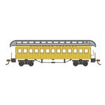 BACHMANN 15103 Old Time Coach - Northern Central Railway