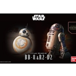 1/12 BB-8 & R2-D2 Star Wars Character
